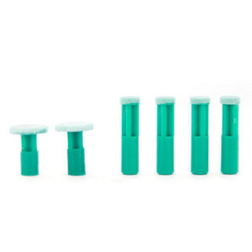 PMD Personal Microderm Mixed Green Replacement Discs
