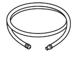 Omron HOSE 16ZZ Cuff Hose (1.5m) for HBP-1300 Monitor