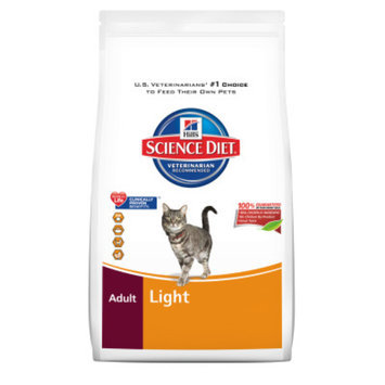Hill's Science Diet Hill'sA Science DietA Adult Light Adult Cat Food