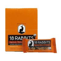 18 Rabbits Organic Granola Bar, Apricot, Walnut & Coconut, 12 ea