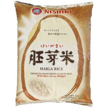 Nishiki Haiga Rice, 10-Pounds