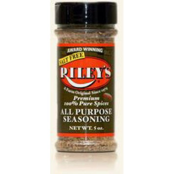 Riley's Rileys Riley Salt Free All Purpose Season 5 Oz