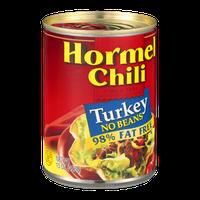 Hormel Chili Turkey No Beans