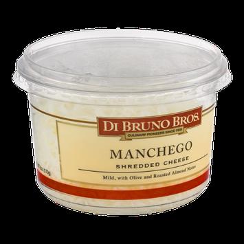 Di Bruno Bros. Manchego Shredded Cheese