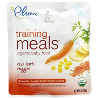 Plum Organics Training Meals™  Red Lentil Veggie