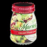 Marie's Dressing Creamy Italian Garlic