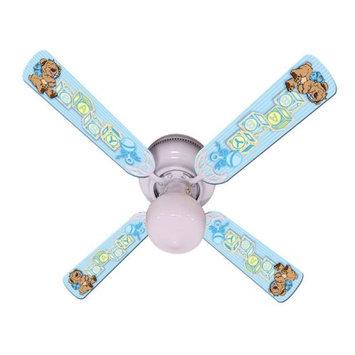 Ceiling Fan Designers Baby Nursery Toys Blocks Indoor Ceiling Fan