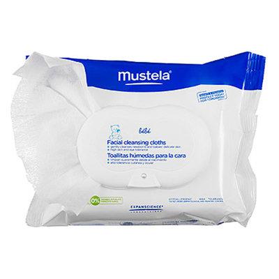 Mustela Facial Cleansing Cloths 25 Cloths