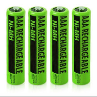 VTech NiMH AAA Batteries (4-Pack) 4 Pack Replacement Batteries