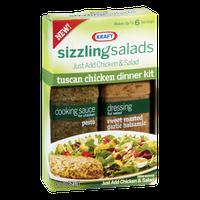 Kraft Sizzling Salads Tuscan Chicken Dinner Kit