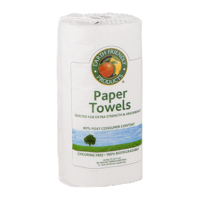 Earth Friendly Products Paper Towels