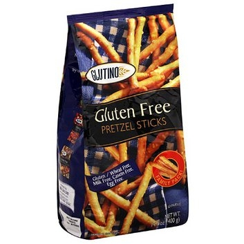 Glutino Gluten Free Pretzel Sticks
