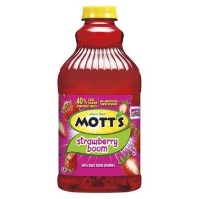 Mott's Strawberry Boom