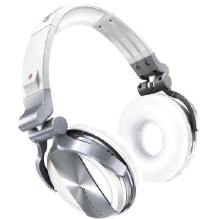 Pioneer Pro DJ HDJ-1500 White Professional DJ Headphones