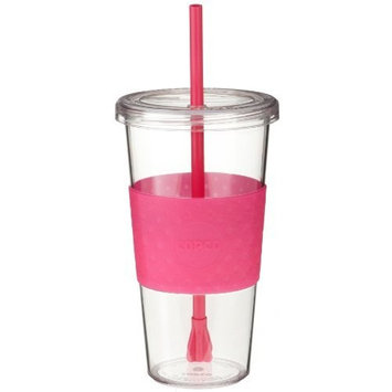Copco Sierra 24-Ounce Cold Tumbler, Hot Pink
