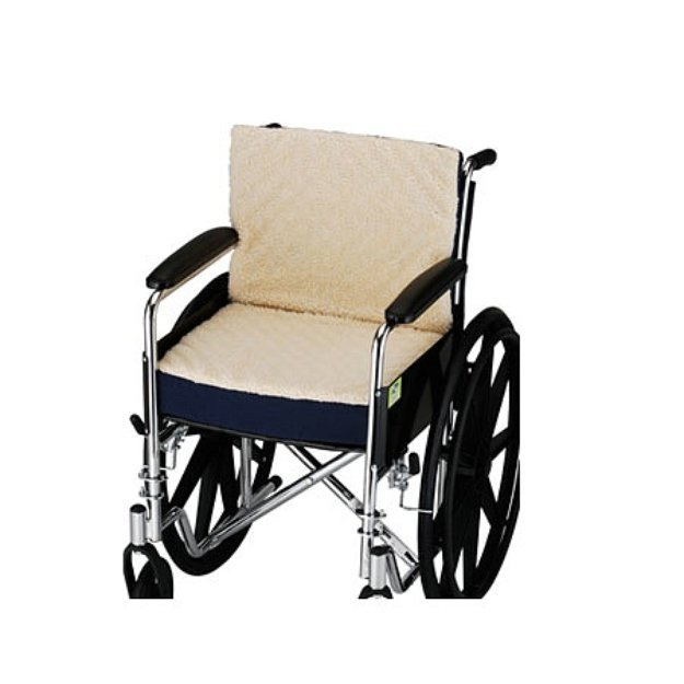 Nova 3in. Convoluted Seat and Back Foam Cushion with Fleece Cover