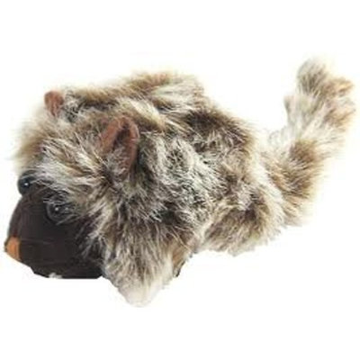 CFA Active Cat Solo Play Cat Toy Porcupine Wiggler with Pull-Tail Action