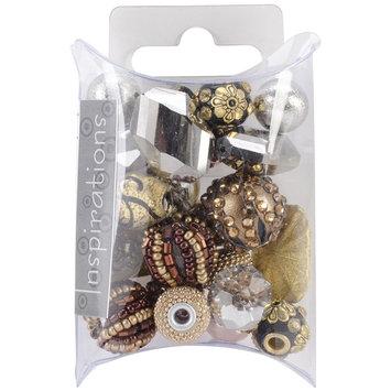 Jesse James INSPIR-7064 Inspirations Beads 50g-Metallix