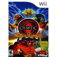 Activision 047875761339 Chaotic with Trading Card for Nintendo Wii