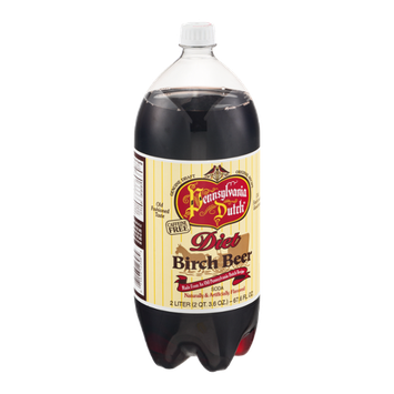 Pennsylvania Dutch Diet Birch Beer Caffeine Free