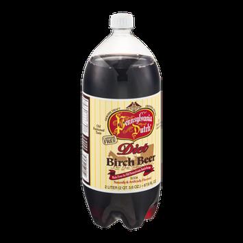 Pennsylvania Dutch Diet Birch Beer Caffeine Free