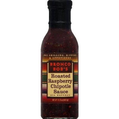 Casa De Fruta Bronco Bob's Roasted Raspberry Chipotle Sauce 15.75 Oz (Pack of 1)