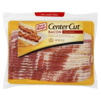 Oscar Mayer Center Cut Naturally Smoked Bacon 12 oz