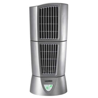 Lasko 4910 Platinum Desktop Wind Tower