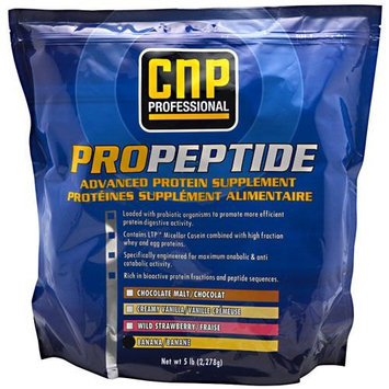 Cnp Professional ProPeptide 5 lb Banana Protein