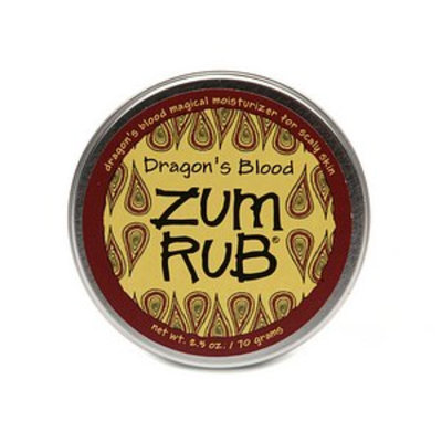 Zum Dragon's Blood  Rub