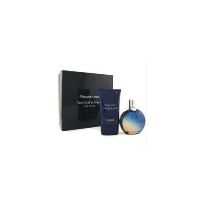 Van Cleef & Arpels Van Cleef and  Arpels 12822244414 Midnight In Paris Coffret: Eau De Toilette Spray 125ml-4. 2oz plus After Shave Balm 100