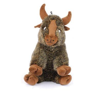 Krislin Wild Rabbit Plush Dog Toy