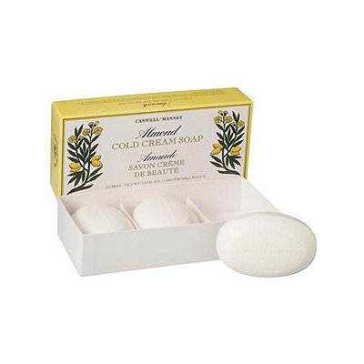 Caswell-Massey Almond & Aloe Cold Cream Soap