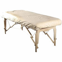 Sivan Health And Fitness Sivan Health Fitted Massage Table Cover Flannel