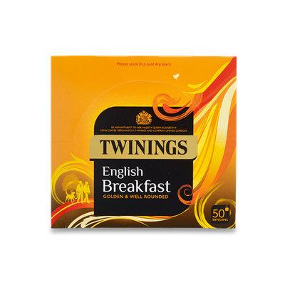 Twinings® English Breakfast  Envelopes Tea Bag
