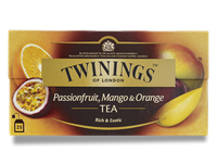TWININGS™ OF LONDON Passionfruit, Mango And Orange ENVELOPE TEA BAGS