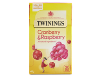 Twinings® Cranberry & Raspberry Tea Bags