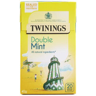 TWININGS Double Mint Tea Bags
