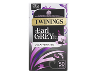 Twinings® Earl Grey Decaffeinated Tea Bags