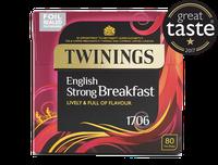 Twinings® English Strong Breakfast Tea Bags