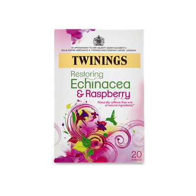 Twinings® Restoring Echinacea & Raspberry Tea Bag