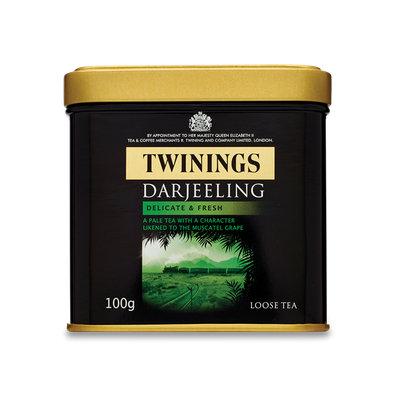 Twinings® Darjeeling Loose Tea Caddy