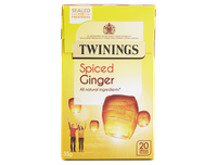 Twinings® Spiced Ginger Tea Bag