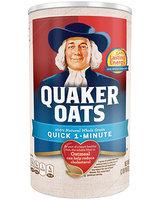 Quaker Life® Whole Grain Quick 1-minute Oatmeal