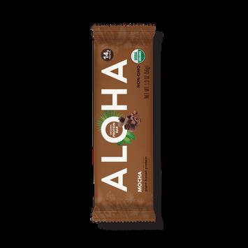 ALOHA Organic Protein Bar Mocha