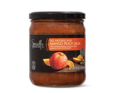 ALDI Specially Selected Mango Peach Salsa