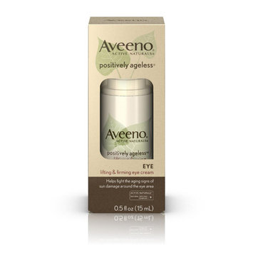 AVEENO® POSITIVELY AGELESS® Lifting & Firming Eye Cream