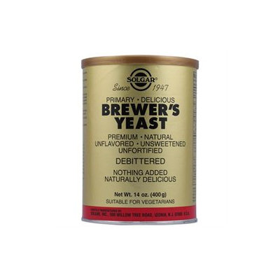 Solgar - Brewer's Yeast Powder - 14 oz.