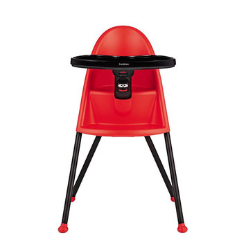 Baby Bjorn 067005US High Chair - Red