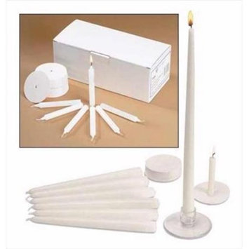 Will & Baumer 60417 Candle Candlelight Service Set With 240 Candles